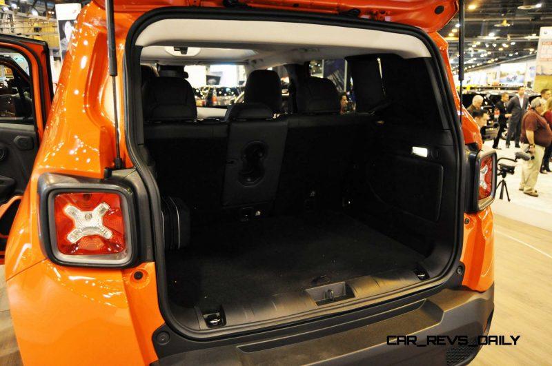 2015 Jeep Renegade 28