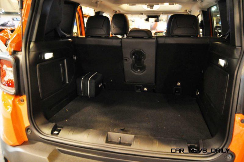 2015 Jeep Renegade 29