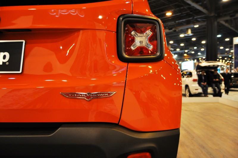 2015 Jeep Renegade 33