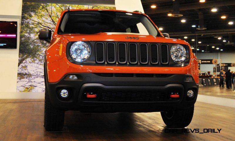 2015 Jeep Renegade 34