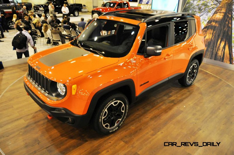 2015 Jeep Renegade 39
