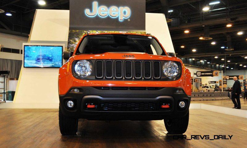 2015 Jeep Renegade 41
