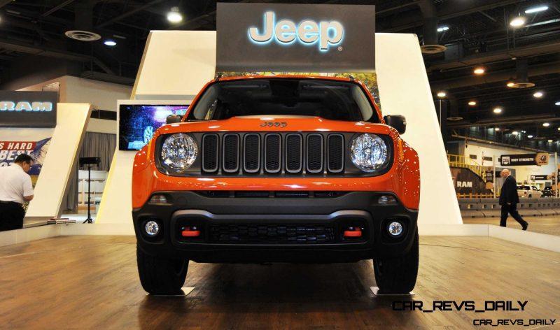 2015 Jeep Renegade 42