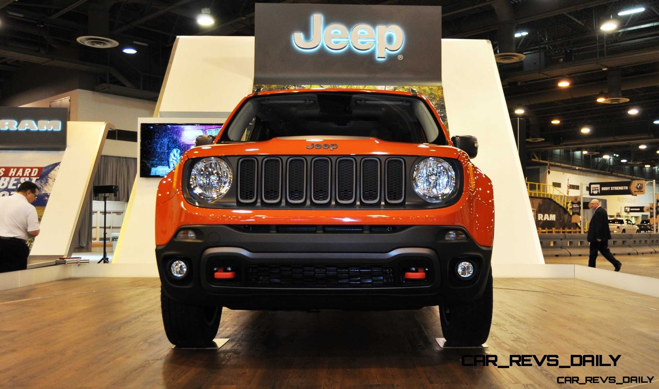 2015 Jeep Renegade 42