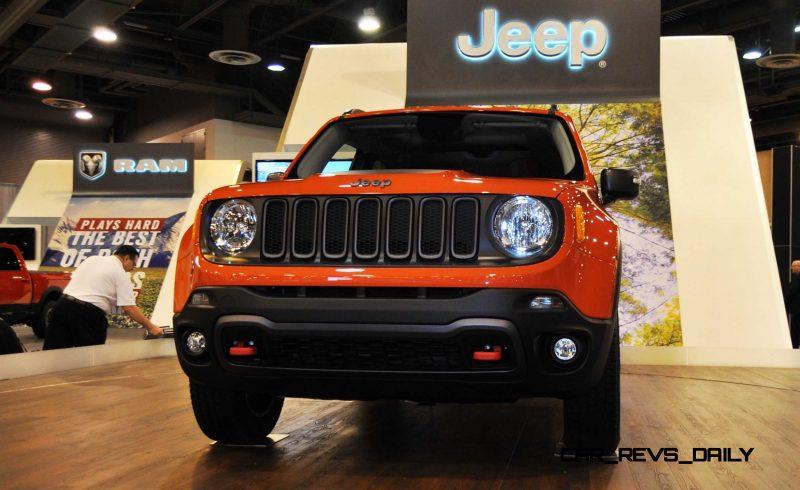 2015 Jeep Renegade 43