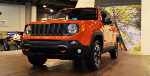 2015 Jeep Renegade 45