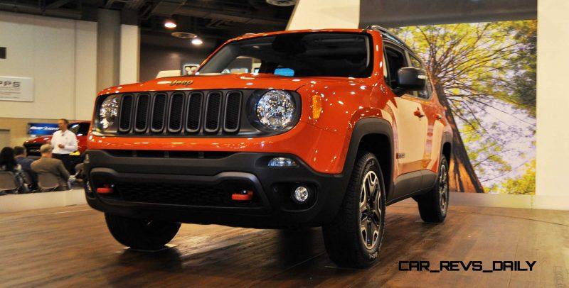 2015 Jeep Renegade 45