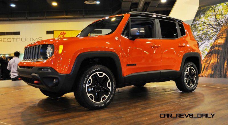 2015 Jeep Renegade 5