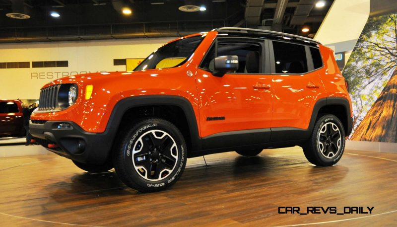 2015 Jeep Renegade 6