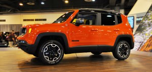 2015 Jeep Renegade 7