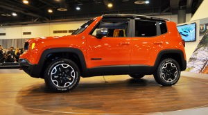 2015 Jeep Renegade 8