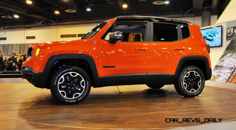2015 Jeep Renegade 8
