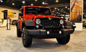 2015 Jeep Wrangler Willys Edition 1