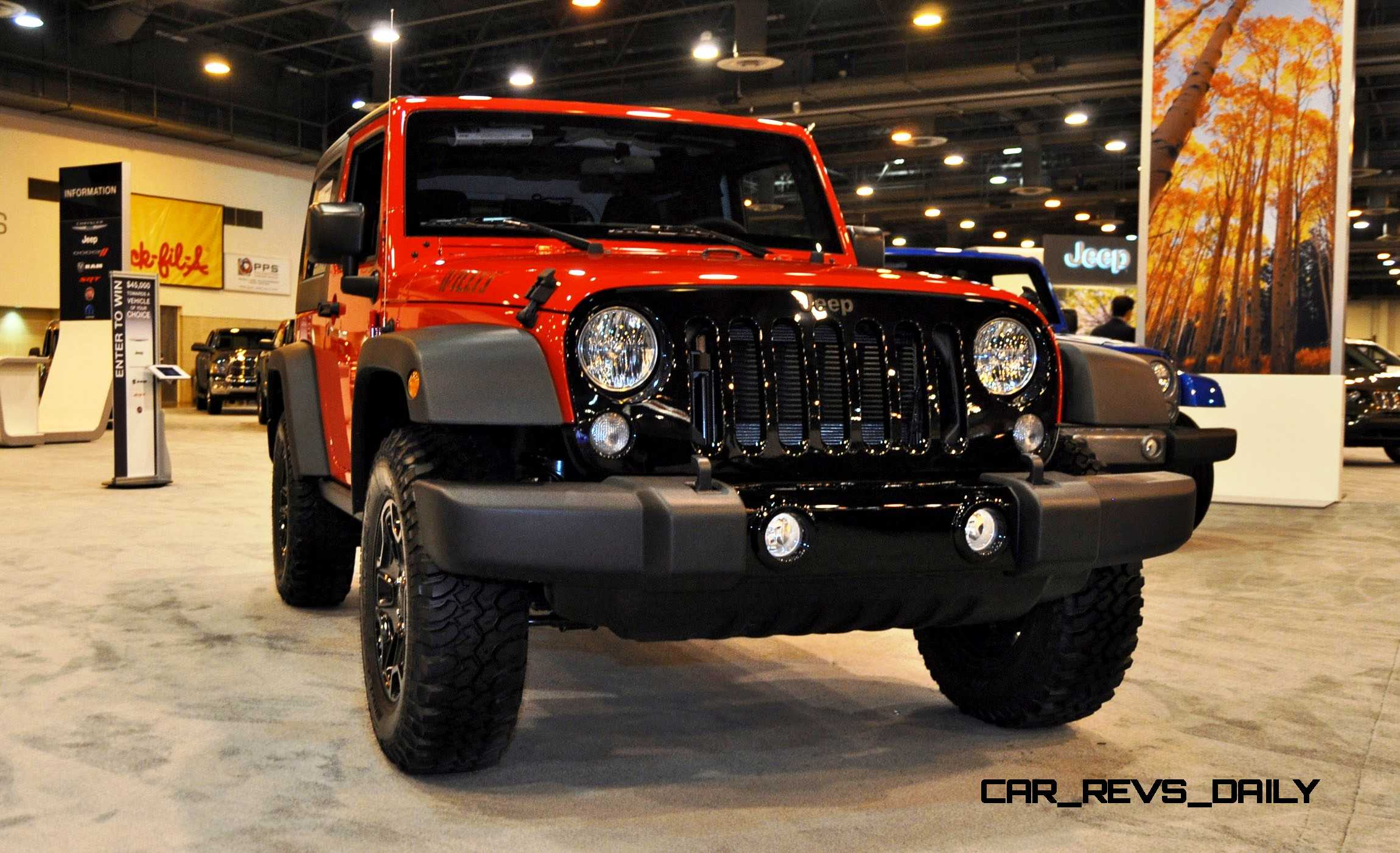 2015 Jeep Wrangler Willys Edition