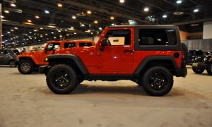 2015 Jeep Wrangler Willys Edition 13