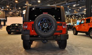 2015 Jeep Wrangler Willys Edition 16