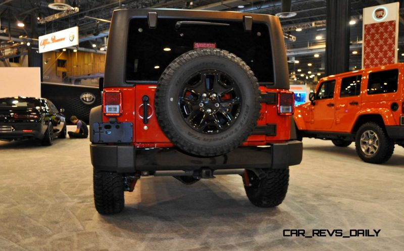 2015 Jeep Wrangler Willys Edition 17