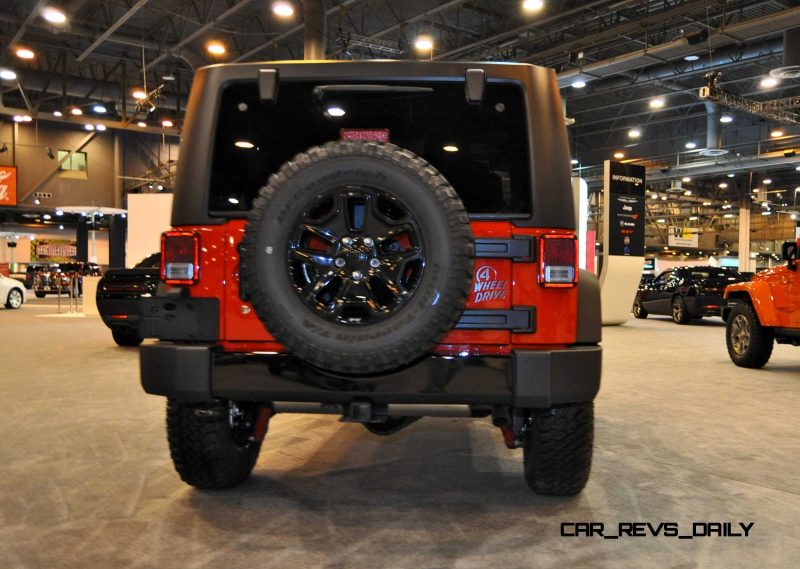 2015 Jeep Wrangler Willys Edition 18