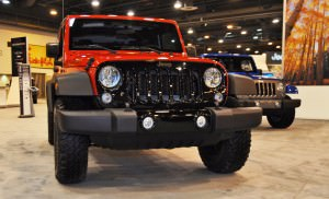 2015 Jeep Wrangler Willys Edition 2