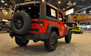 2015 Jeep Wrangler Willys Edition 20