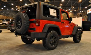 2015 Jeep Wrangler Willys Edition 21