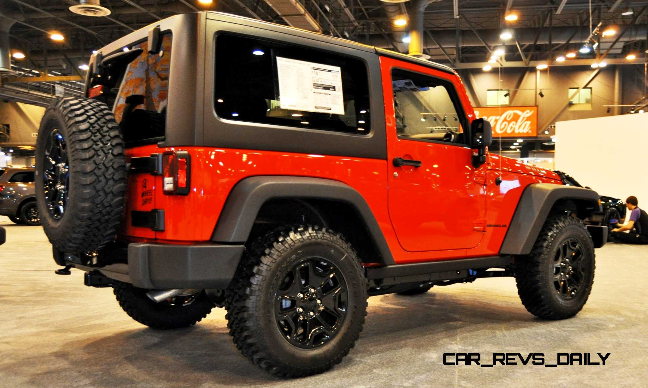 2015 Jeep Wrangler Willys Edition 22