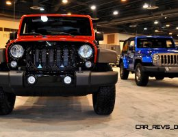 2015 Jeep Wrangler Willys Edition in 20 New Photos + Freedom Edition Preview