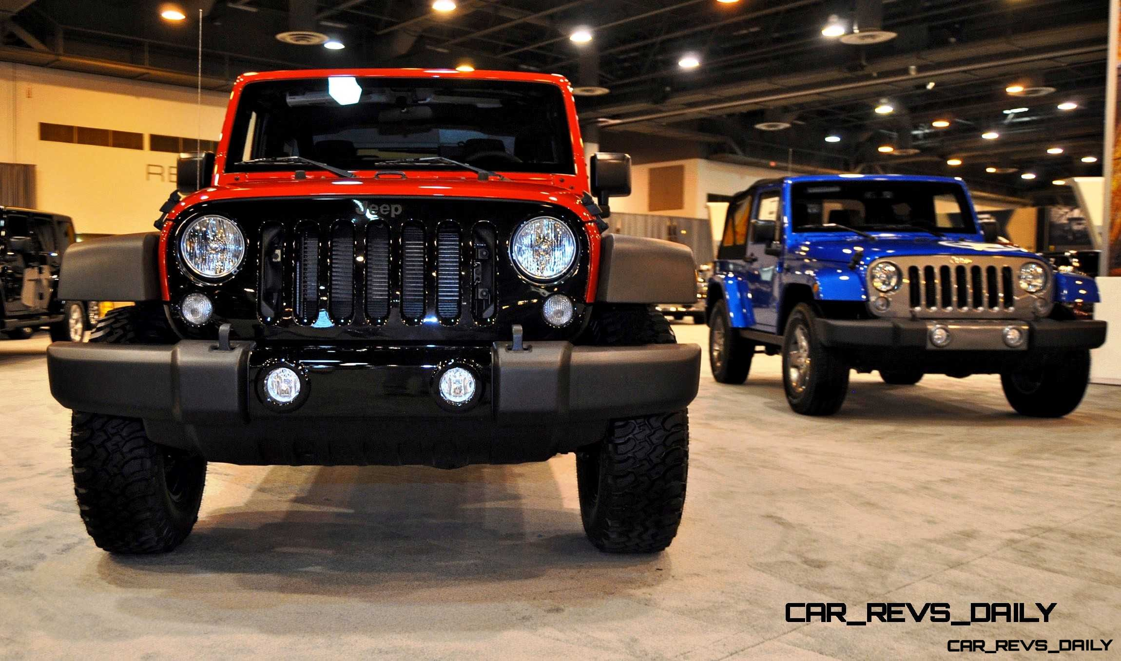 2015 Jeep Wrangler Willys Edition 3
