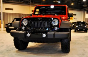 2015 Jeep Wrangler Willys Edition 4