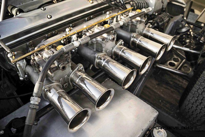 2015 LISTER Jaguar Knobbly 14