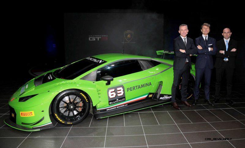 2015 Lamborghini Huracan GT3 2