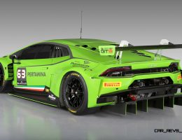 2015 Lamborghini Huracan GT3 May Signal Global Racing Ambitions for the Raging Bull