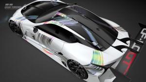 2015 Lexus LF-LC GT Vision Gran Turismo 1
