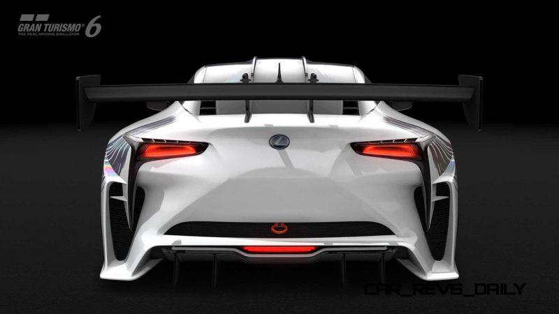 2015 Lexus LF-LC GT Vision Gran Turismo 10