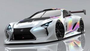 2015 Lexus LF-LC GT Vision Gran Turismo 11