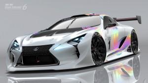 2015 Lexus LF-LC GT Vision Gran Turismo 13