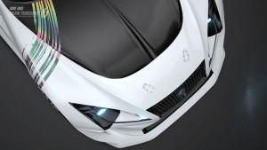 2015 Lexus LF-LC GT Vision Gran Turismo 2