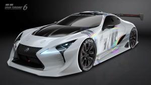 2015 Lexus LF-LC GT Vision Gran Turismo 20
