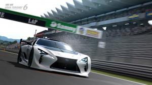 2015 Lexus LF-LC GT Vision Gran Turismo 21