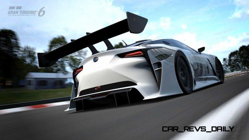 2015 Lexus LF-LC GT Vision Gran Turismo 22
