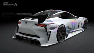 2015 Lexus LF-LC GT Vision Gran Turismo 23