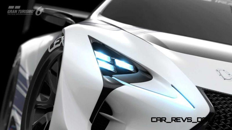2015 Lexus LF-LC GT Vision Gran Turismo 24