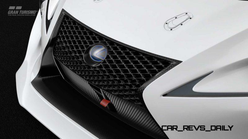 2015 Lexus LF-LC GT Vision Gran Turismo 25