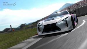 2015 Lexus LF-LC GT Vision Gran Turismo 26