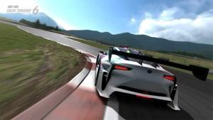 2015 Lexus LF-LC GT Vision Gran Turismo 3
