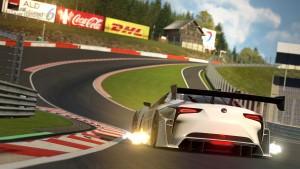 2015 Lexus LF-LC GT Vision Gran Turismo 5