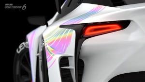 2015 Lexus LF-LC GT Vision Gran Turismo 7