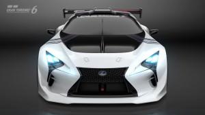 2015 Lexus LF-LC GT Vision Gran Turismo 9