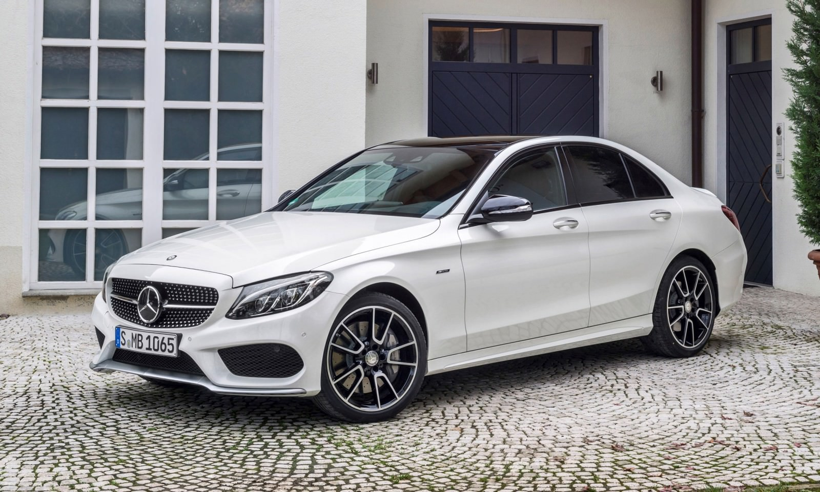 2015 mercedes benz c450 amg 4matic for Mercedes benz c450