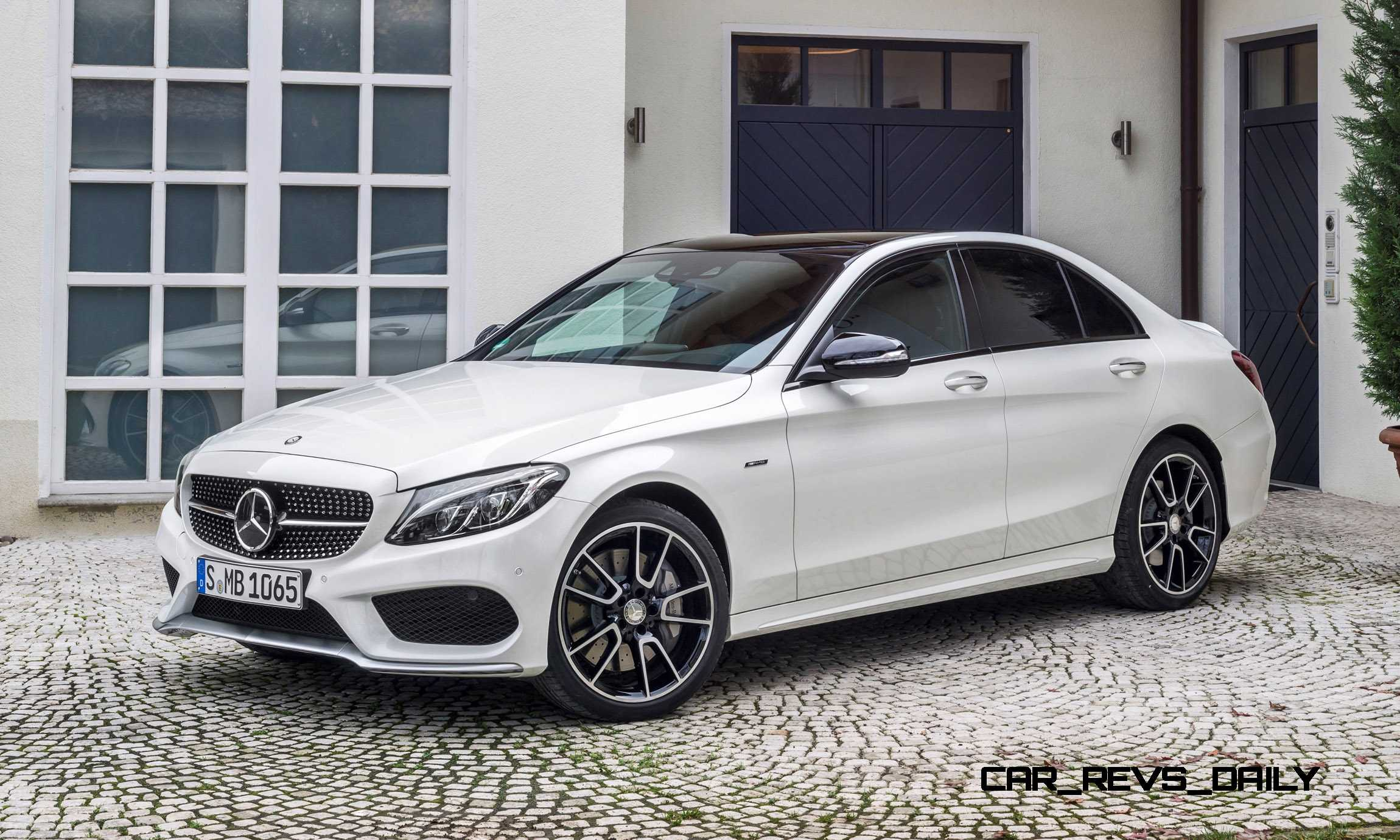 2015 mercedes benz c450 amg 4matic